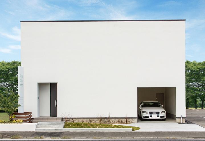 広島 ハウスメーカーの商品紹介casa cube