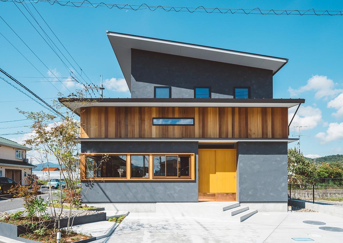 広島 注文住宅会社のコンセプト住宅[opt]