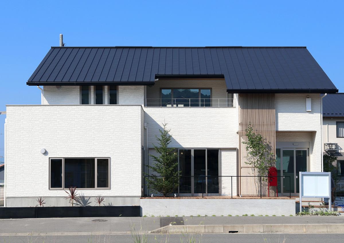 広島 ハウスメーカーの寺家駅前モデルハウス