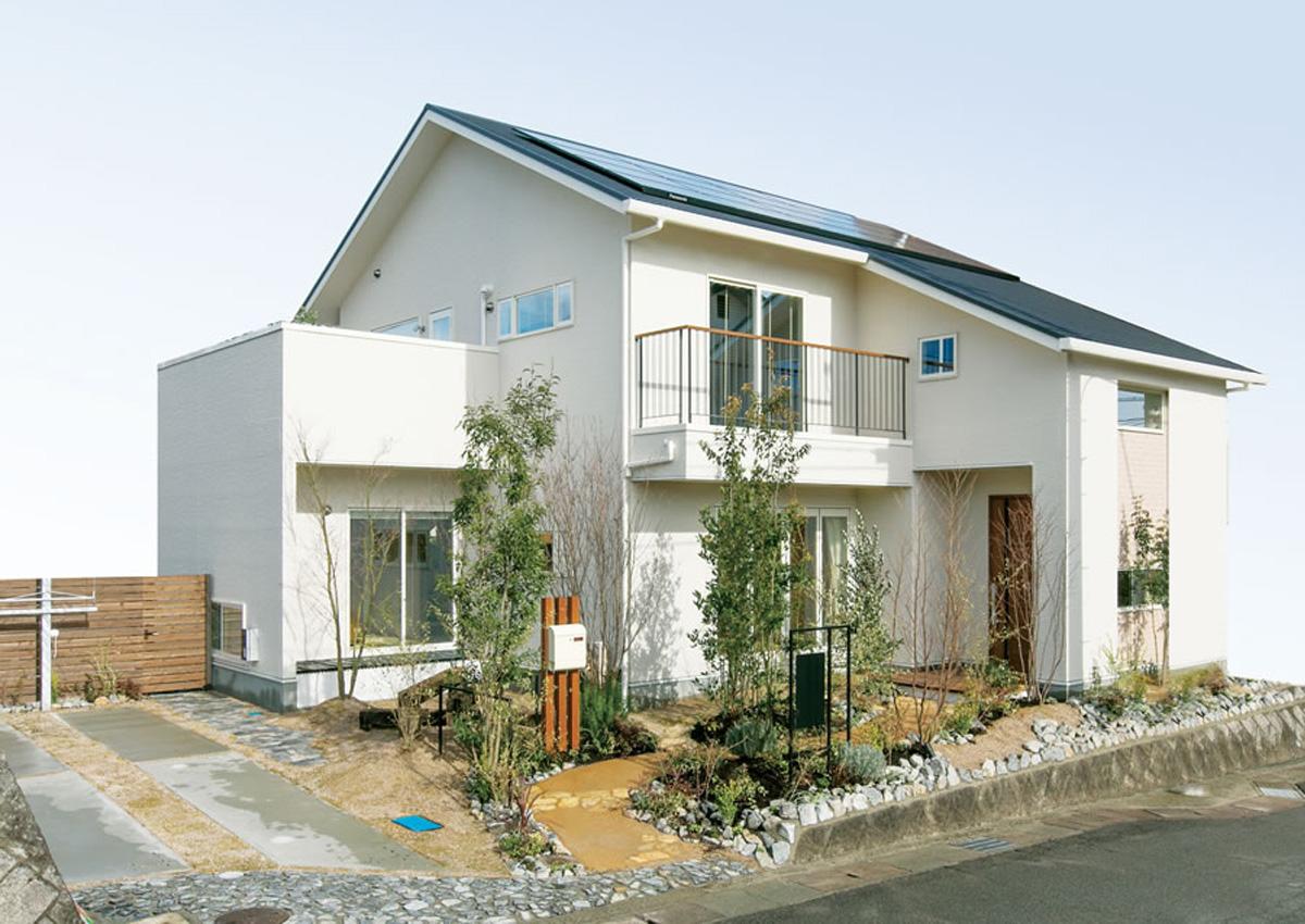 広島 ハウスメーカーのLUXE常設モデルハウス