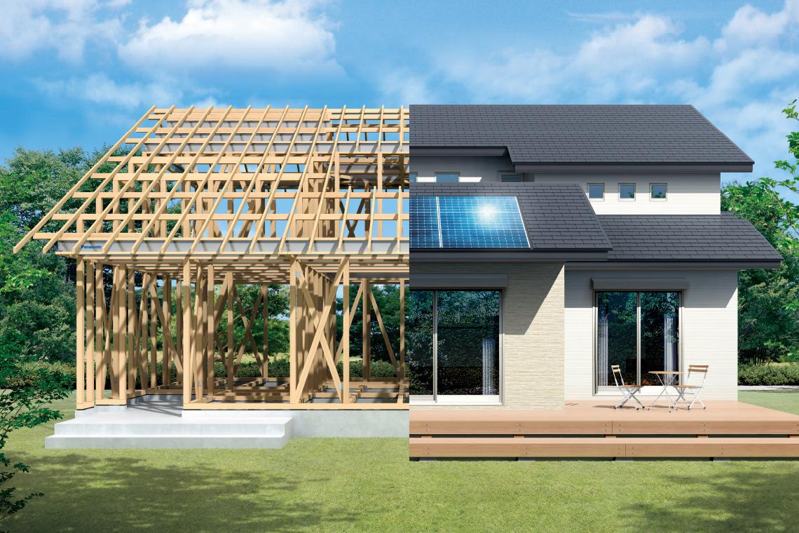 木造住宅の耐震性能が低いというのは誤解です