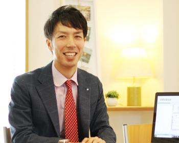 広島 注文住宅会社の 社員紹介03