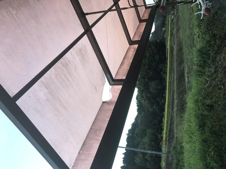 テラス屋根補修工事