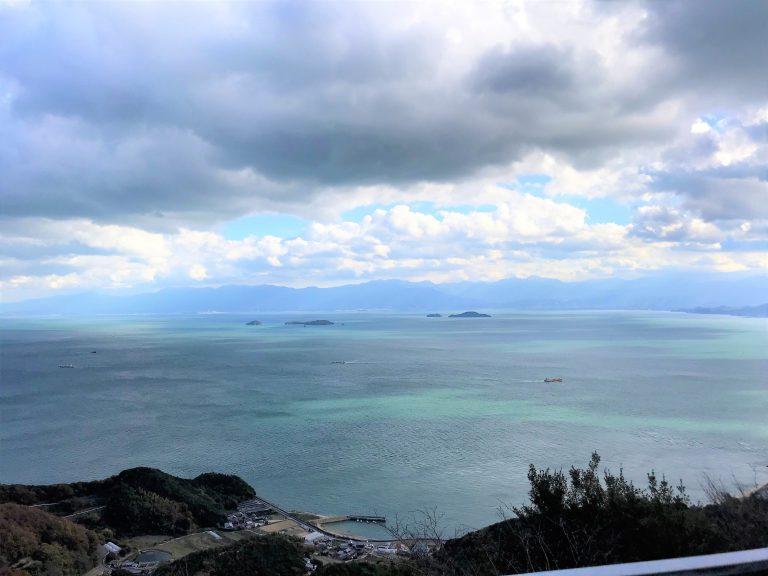 亀老山展望