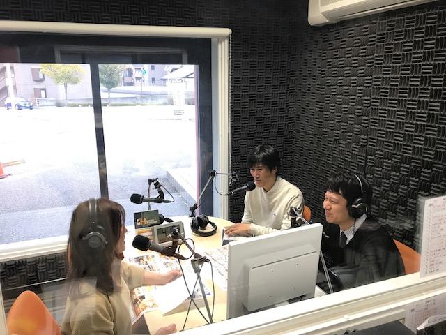 ラジオデビュー
