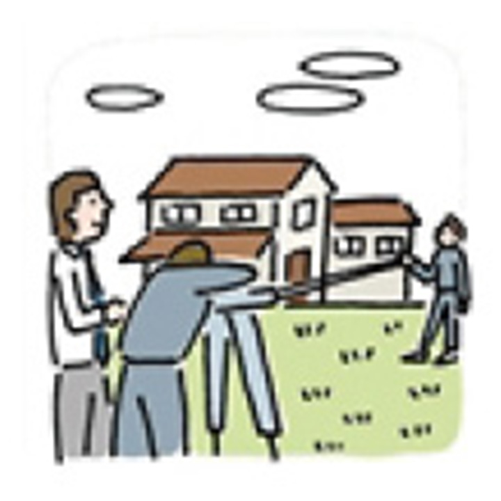 広島 ハウスメーカーの敷地の調査
