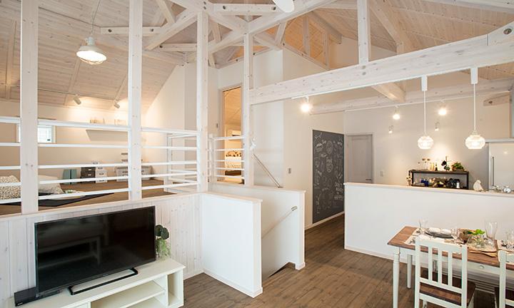 広島 注文住宅会社の牛田住宅情報スクエア[アスタ]モデルハウス01