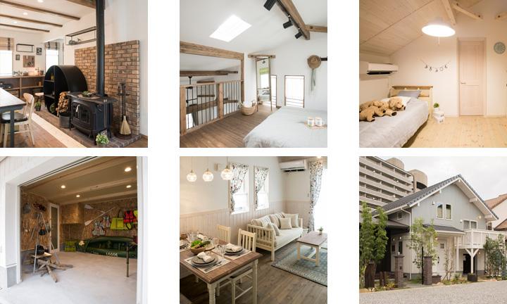 広島 ハウスメーカーの 牛田住宅情報スクエア[アスタ]モデルハウス02