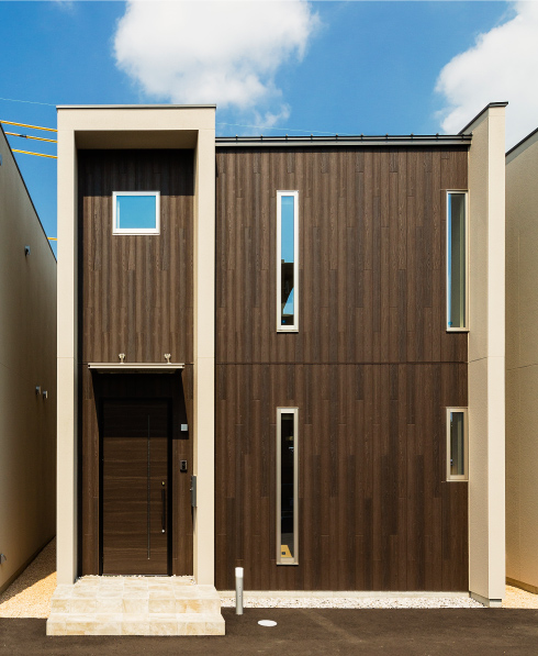 広島 注文住宅会社のcasirea concept 01