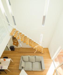 広島 ハウスメーカーの casa cube concept 05