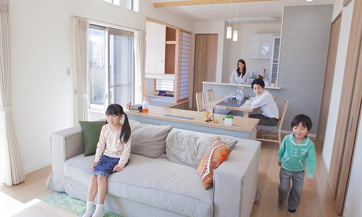 快適な暮らしと家族の健康を守る高断熱の家づくり