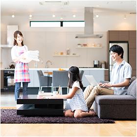 広島 注文住宅会社の子育て世代のメリット