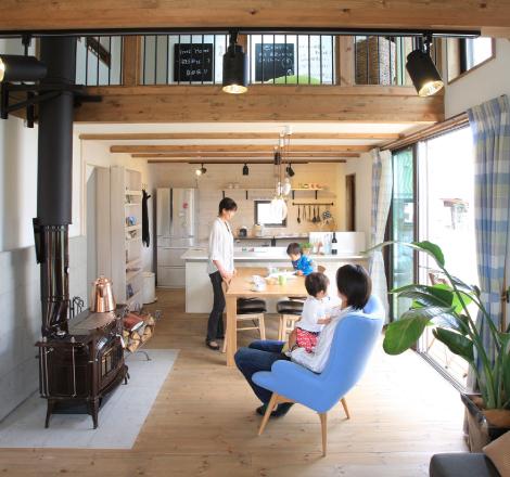 広島 注文住宅会社のFREEQ concept 03