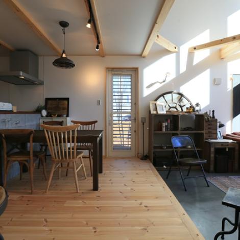 広島 ハウスメーカーのFREEQ concept 04