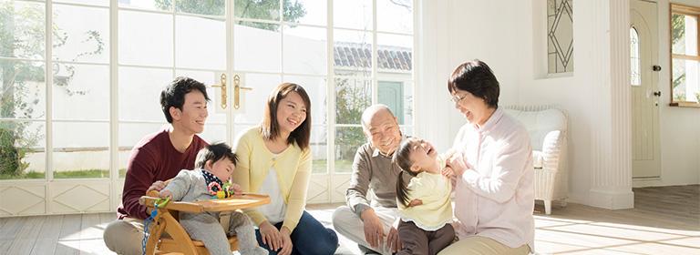 広島 ハウスメーカーの二世帯住宅について