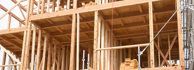 広島 ハウスメーカーの家の構造