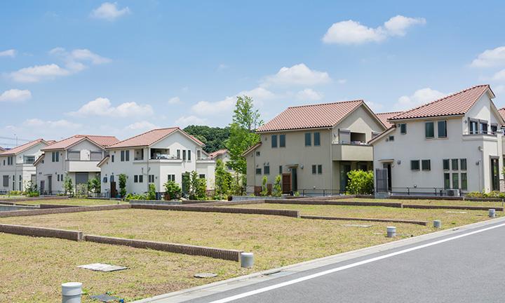 広島 ハウスメーカーのReason.4 厳選された土地情報