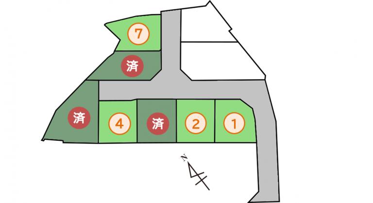 【新着】東広島市西条町寺家5143付近