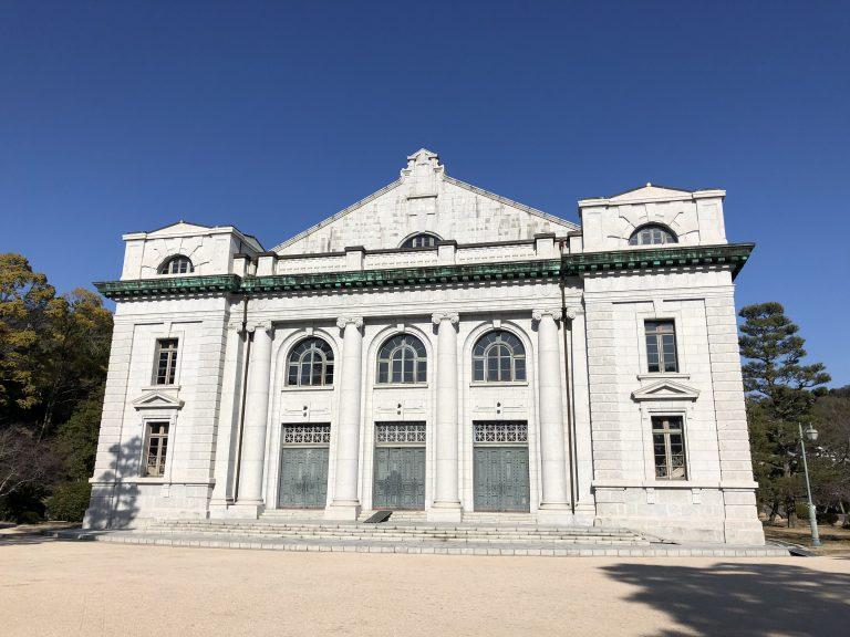 100年以上前の建物