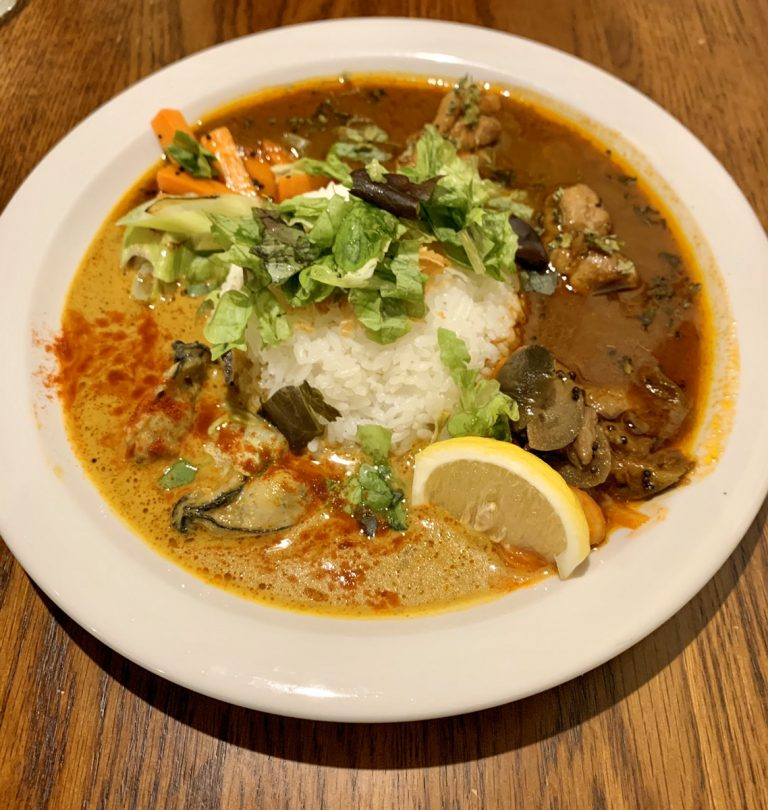 KOI PLACE&51CURRY CAFE