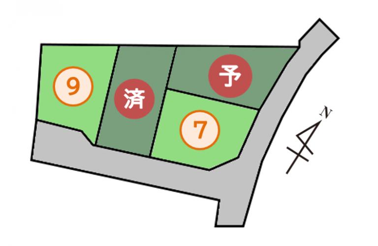 【駅徒歩4分】寺家駅南