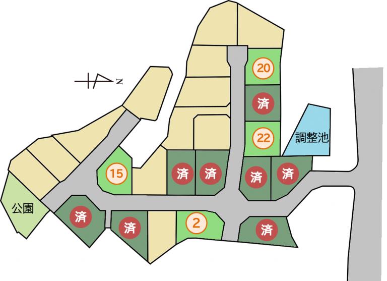 東広島市八本松東7丁目付近