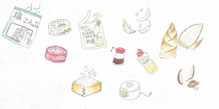 木村の料理(気が乗らない日編)