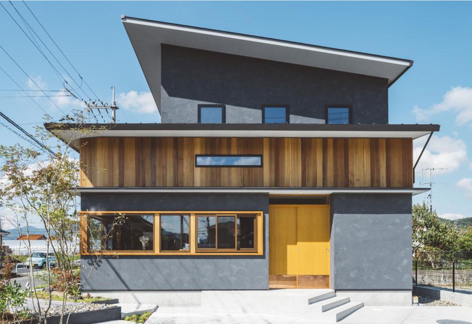 opt オプト 上質なデザインと暮らす家