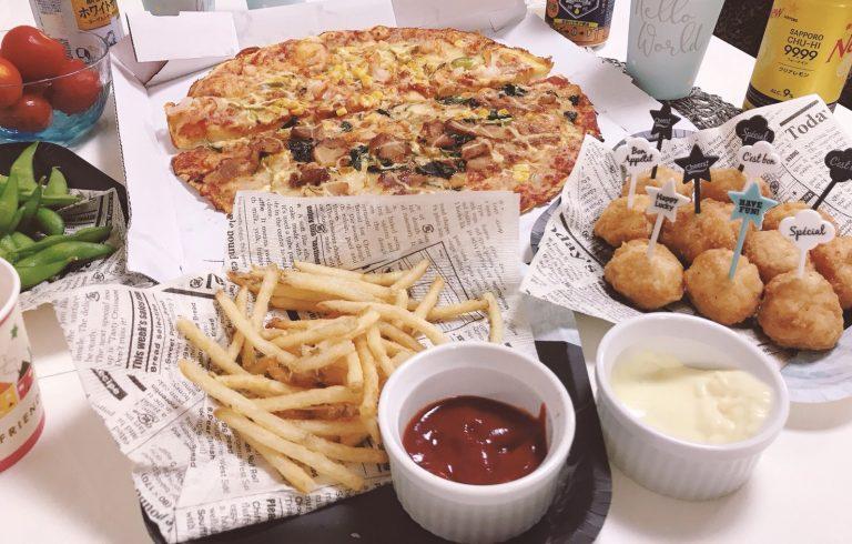 食(^u^)♡