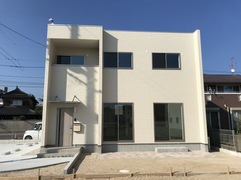 92.戸建賃貸住宅完成!