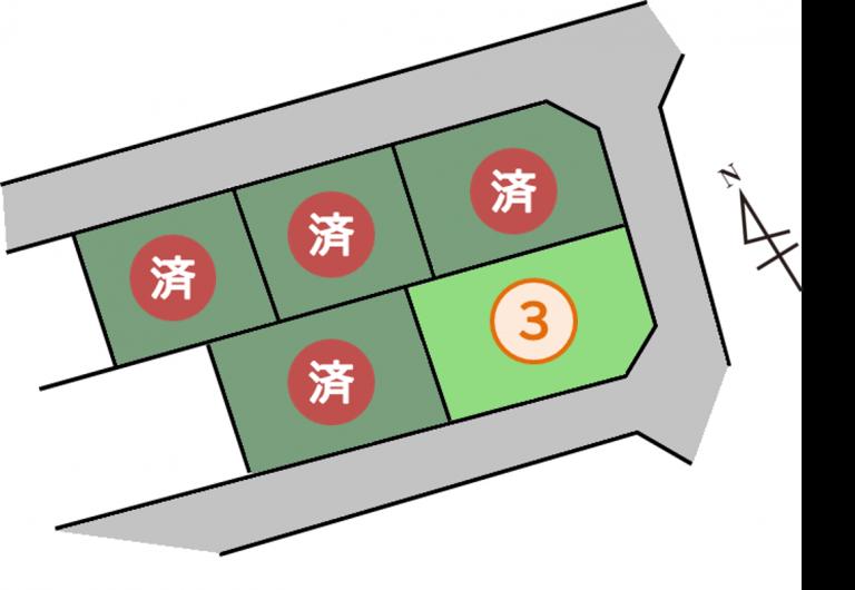 【駅徒歩5分】寺家駅前