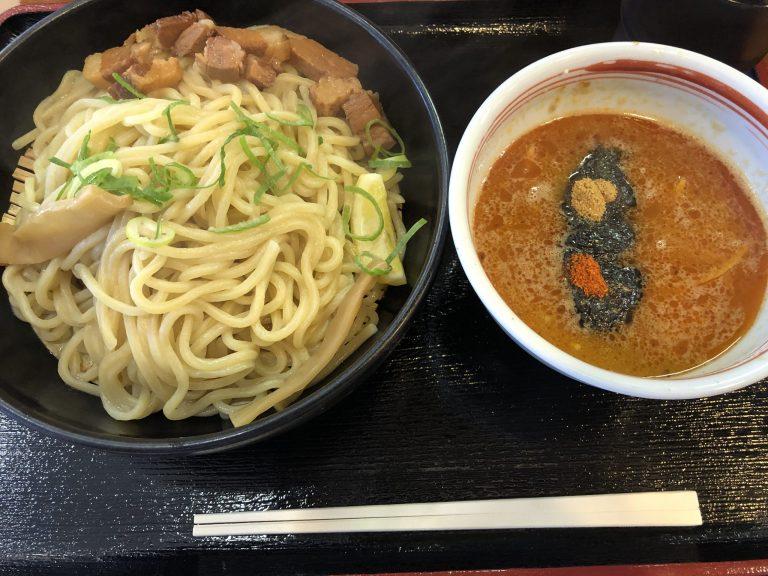 小東北 大阪つけそば