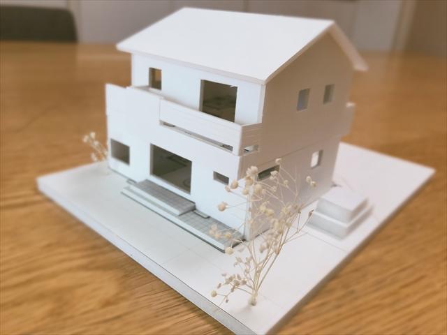 建築模型のプレゼント